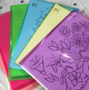 Handouts - colouring