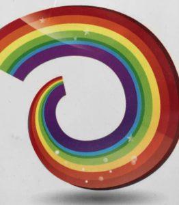 app logo rainbow