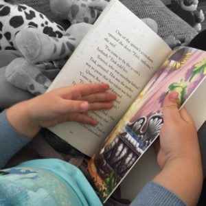 tink reading